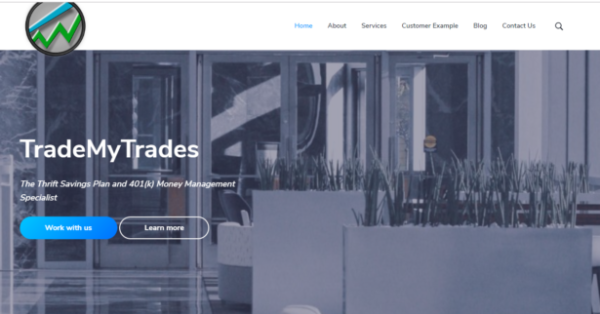 TradeMyTrades.com - A Website by TecAdvocates
